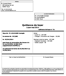Immobilier loyer gestion locative immobili re - Taxe proprietaire fin de credit ...